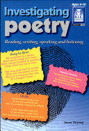 Investigating Poetry: Ages 7-8