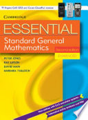 Essential Standard General Maths Second Edition Enhanced TIN/CP Version