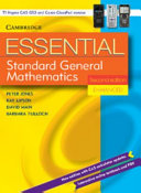 Essential Standard General Maths Second Edition Enhanced TIN CP Version