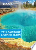 Moon Yellowstone   Grand Teton