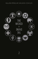 link to The wicked + the divine in the TCC library catalog