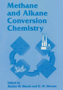 Pdf Methane and Alkane Conversion Chemistry Telecharger