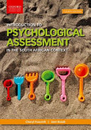 Introduction to Psychological Assessment in the South African Context