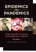 link to Epidemics and pandemics : from ancient plagues to modern-day threats in the TCC library catalog