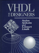 VHDL for Designers Book