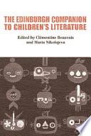 Edinburgh Companion To Children S Literature Book