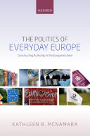 Pdf The Politics of Everyday Europe Telecharger