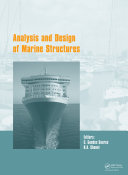 Analysis and Design of Marine Structures V