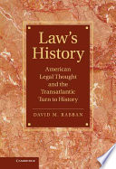 Law S History