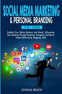 Social Media Marketing   Personal Branding