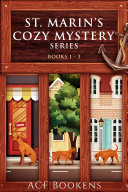 St  Marin s Cozy Mystery Series Boxset Volume 1   Book 1  3