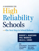 A Handbook for High Reliability Schools Pdf/ePub eBook