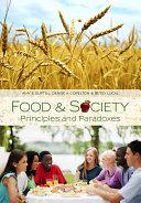 Food and Society