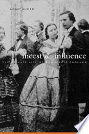 Incest and Influence