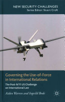 Governing The Use Of Force In International Relations