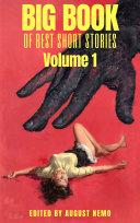 Big Book of Best Short Stories   Volume 1