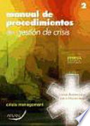 Manual de procedimientos en gestión de crisis