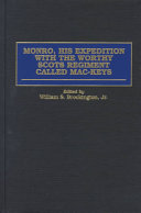 Monro  His Expedition with the Worthy Scots Regiment Called Mac Keys