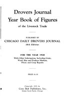 Drovers Journal Year Book of Figures of the Livestock Trade