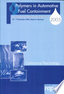 Polymers In Automotive Fuel Containment 2005 Book PDF