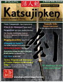 Katsujinken  a Sword Arts Journal