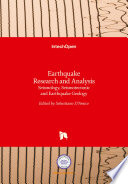 Earthquake Research and Analysis