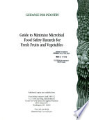 Warehouse sanitation workshop handbook