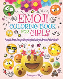 Emoji Coloring Book for Girls