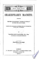 Shakespeare S Macbeth With The Chapters Of Hollinshed S Historie Of Scotland On Which The Play Is Based Adapted For Educational Purposes With An Intr And Notes By W S Dalgleish Book