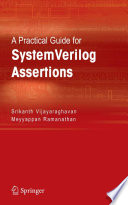 A Practical Guide For Systemverilog Assertions Book PDF