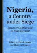 Nigeria  a Country under Siege
