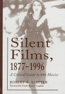 Silent Films 1877 1996