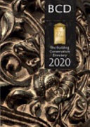 The Building Conservation Directory 2020