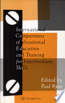 International Comparisons of Vocational Education and Training for Intermediate Skills Book