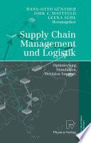 Supply Chain Management und Logistik Book