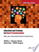 Education and Training for Rural Transformation Book