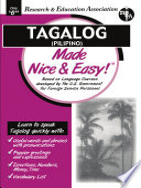 Tagalog (Pilipino) Made Nice and Easy