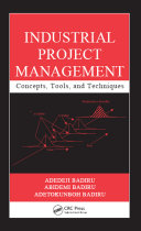 Industrial Project Management Pdf/ePub eBook