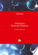 Methods in Molecular Medicine