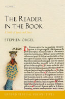 Pdf The Reader in the Book