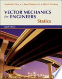 Vector Mechanics for Engineers