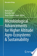 Microbiological Advancements for Higher Altitude Agro Ecosystems   Sustainability