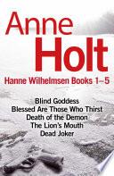 Hanne Wilhelmsen Series Books 1-5