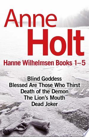 Hanne Wilhelmsen Series Books 1-5 Ebook - barabook