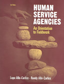 Cover of Human Service Agencies