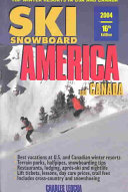 Ski Snowboard America And Canada 2004