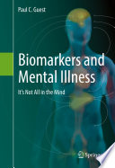 Biomarkers and Mental Illness Book