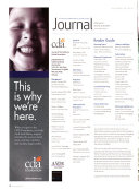 C D A Journal Book