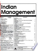 Indian Management  , Volume 31