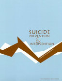Suicide Prevention and Intervention